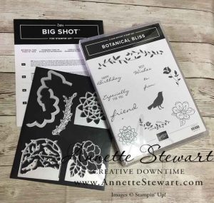 Stampin' Up! Botanical Bliss