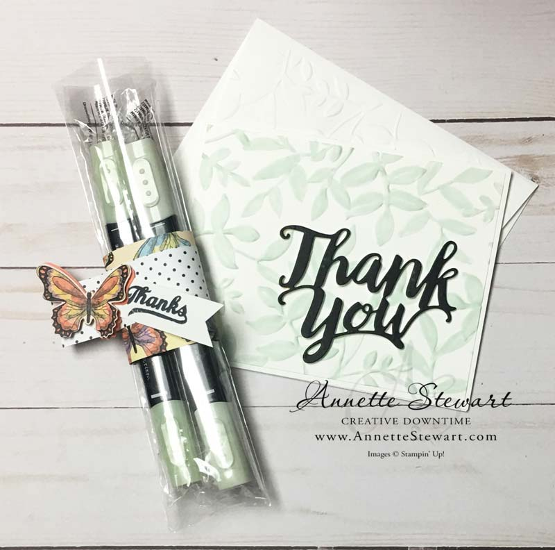 Stampin' Blend Giveaway