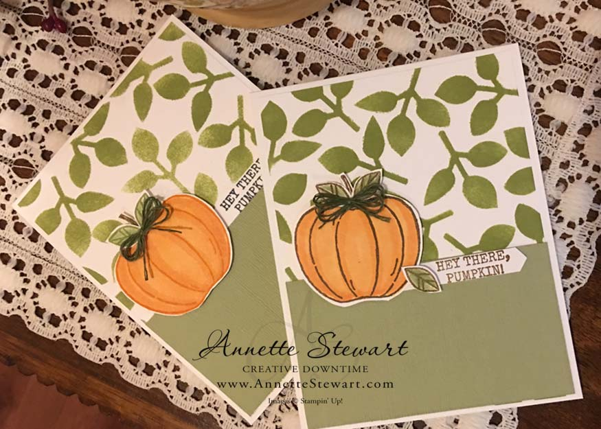 Custom Velum Stencil Cards