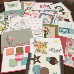 Card Donations