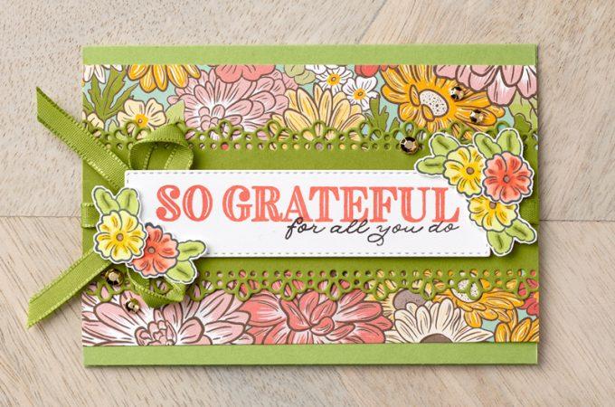 Ornate Sample Card