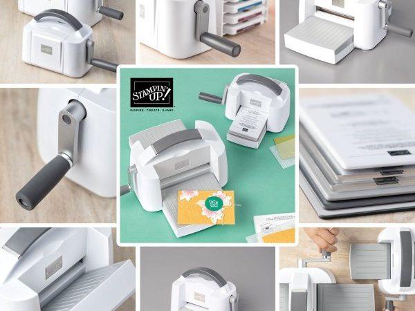 Stampin Cut & Emboss Machine